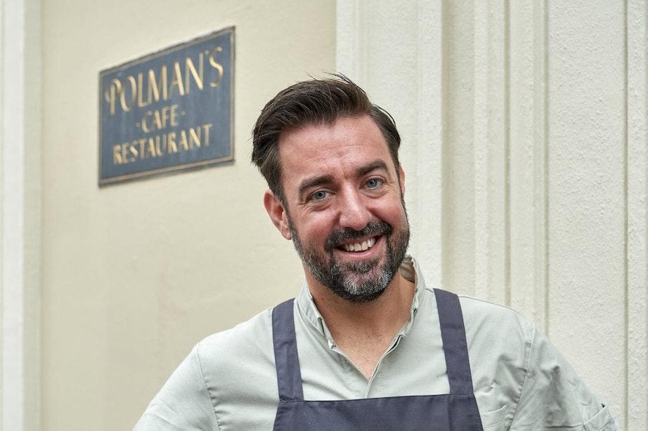 Vito Reekers opent restaurant in voormalig Polman's Huis in Utrecht