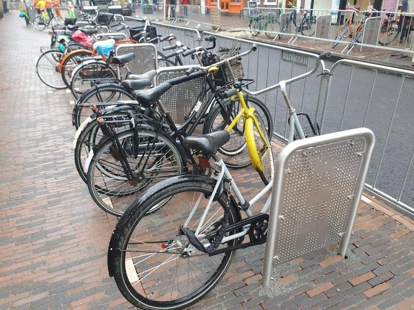 De week in quotes: 'Is een fietsnietje nog een fietsnietje als je niet je fiets aan het nietje kan nieten?'