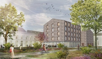 Plan voor duurzaam Museumhotel in voormalig Altrechtpand Lange Nieuwstraat