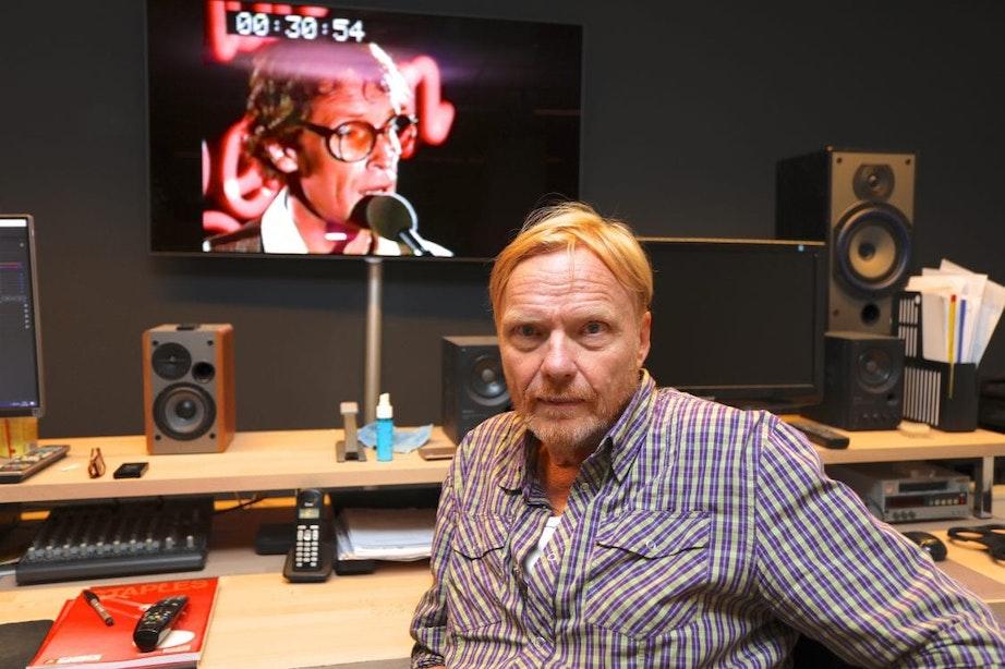 Utrecht volgens documentairemaker Bart Grimbergen: 'Herman had een interessante persoonlijkheid'