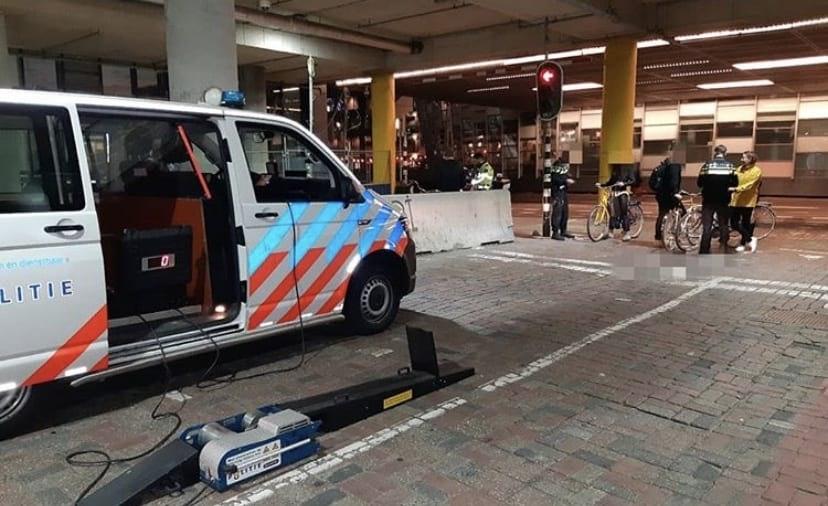Politie geeft 113 boetes voor verkeersovertredingen in centrum van Utrecht