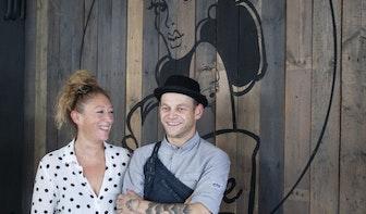 Nieuw restaurant aan Utrechtse Nachtegaalstraat; 'Je mag hier je bord aflikken'