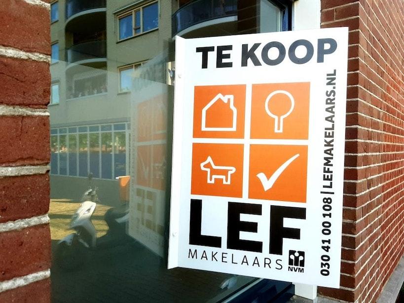 Weer sterke stijging WOZ-waarde Utrecht