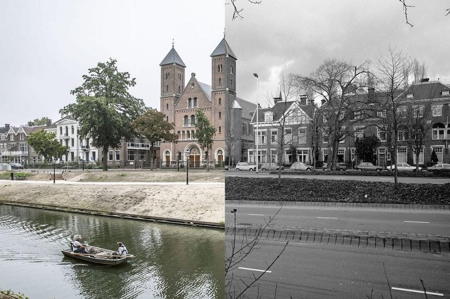Utrecht door de jaren heen; De veranderende singel in beeld