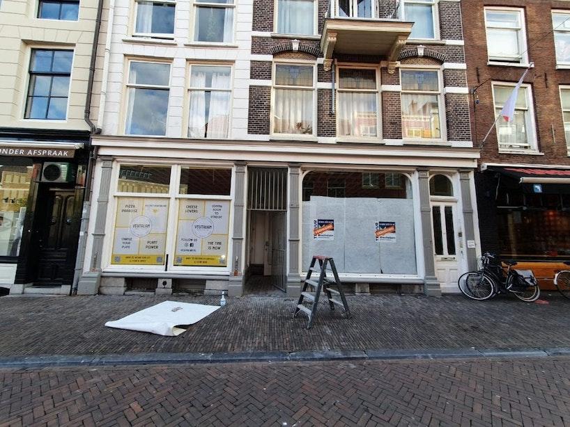 Vegitalian opent in de Utrechtse Schoutenstraat