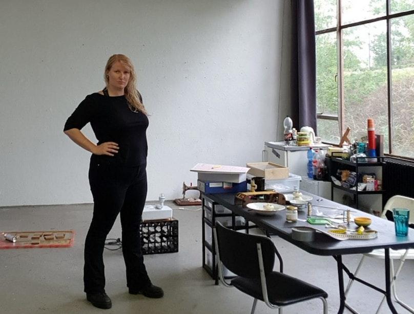 Utrechtse kunstenaars: Joyce Overheul, gefascineerd door 'hoe en waarom'