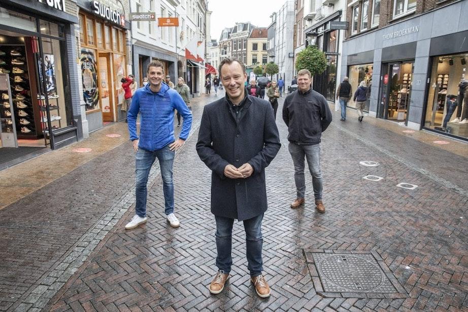 Een rondje langs de coronamaatregelen in het centrum van Utrecht