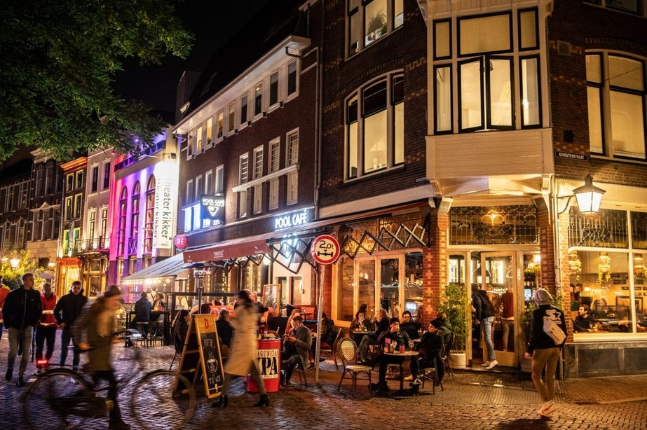 Uitbreiding Utrechtse terrassen verlengd tot april 2021