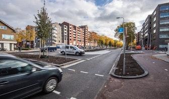 Herinrichting verkeersplein 't Goylaan in Utrecht lijkt succesvol; 'Situatie is duidelijker en veiliger'