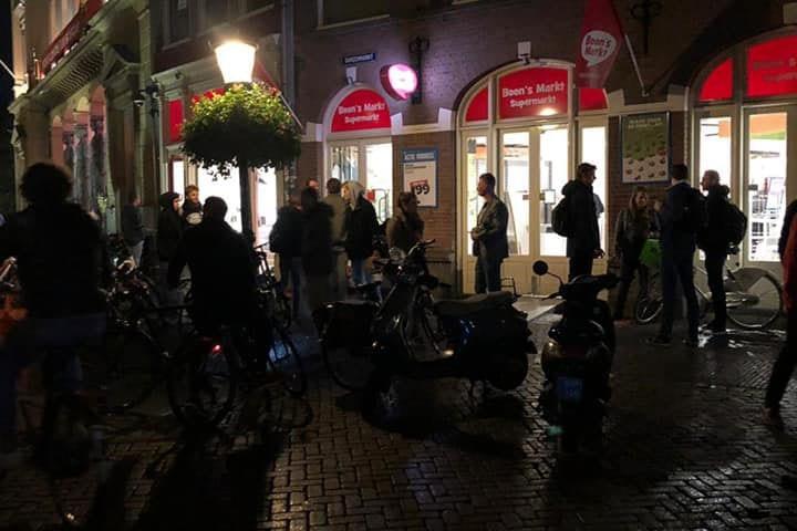Utrechtse horeca sluit om 22.00 uur; Tegelijkertijd veel meldingen geluidsoverlast