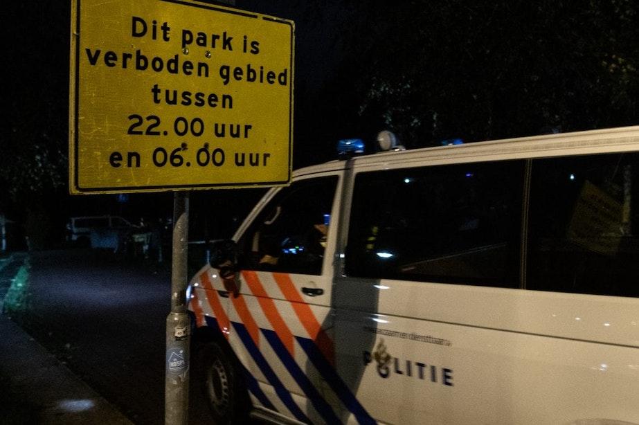 Griftpark, Park Lepelenburg en Wilhelminapark weer hele dag en nacht open voor Utrechters