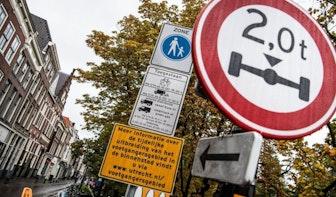 Uitbreiding voetgangersgebied in Utrecht blijft voorlopig van kracht