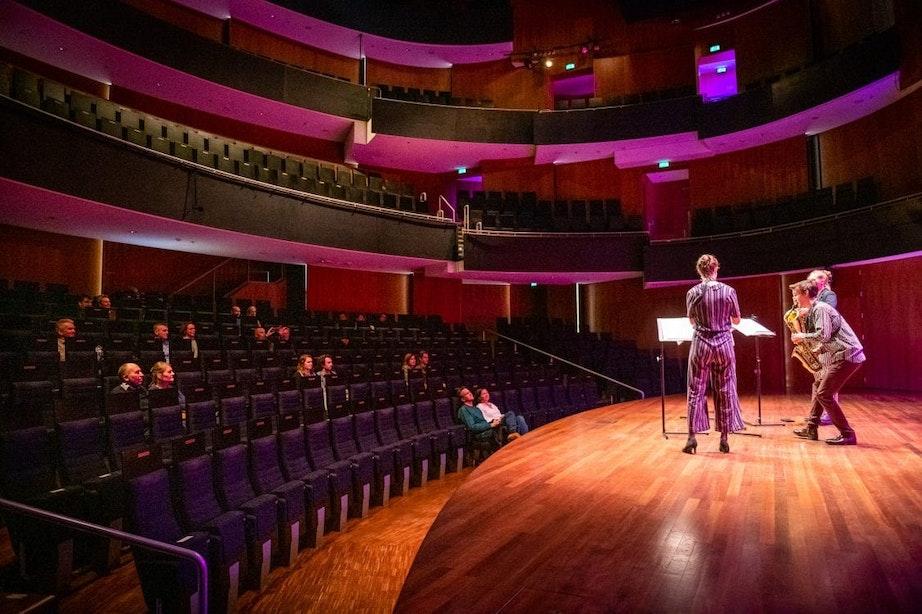 Publiek en artiesten nog steeds welkom in TivoliVredenburg; zo gaat het nu in het muziekpaleis