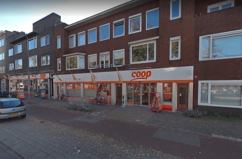 Supermarkt Coop aan de Croeselaan verbouwt en krijgt keuken voor verse maaltijden