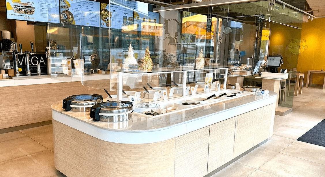 Vegan Bamboo Bar op Stationsplein in Utrecht overleeft coronacrisis niet en sluit de deuren