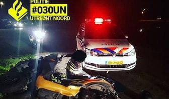 Politie arresteert bestuurder driewieler na achtervolging door Utrecht