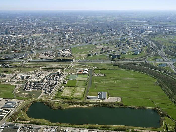 Gemeente Utrecht kondigt nieuw duurzaam bedrijvenpark aan voor 'kleinschalige maakbedrijven'