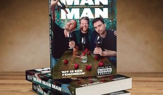 Utrechters van prijswinnende podcast 'Man man man' brengen boek uit