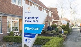 Piek op Utrechtse woningmarkt; Afgelopen zomer meer huizen te koop gezet en verkocht