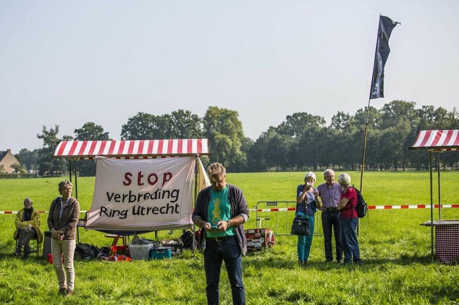 Kerngroep Ring Utrecht 'voorbereid op juridische strijd' tegen verbreding A27