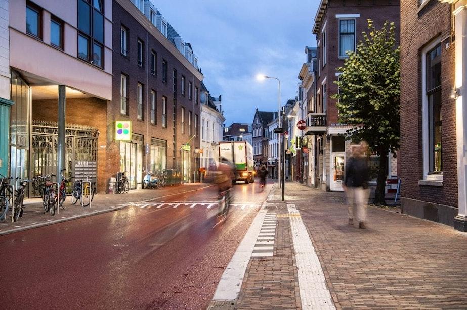 Utrechter aangehouden voor reeks inbraken in de binnenstad