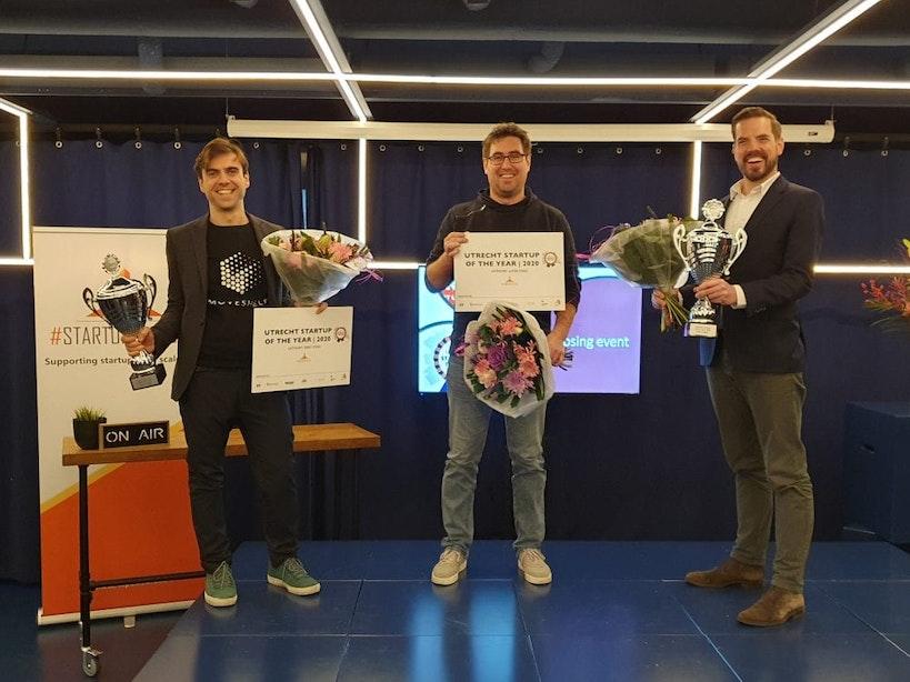 Moveshelf, Channable en Tover winnaars van eerste startup van het jaar verkiezing