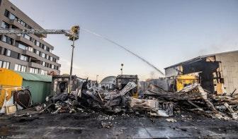 Zakelijk leider Jannet van Lange reageert op afbranden theater: 'Heel afschuwelijk'