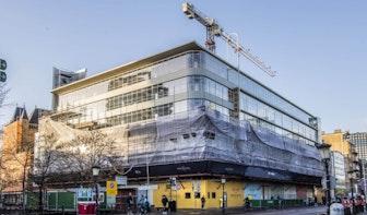 Nieuwe blikvanger House Modernes in Utrechtse binnenstad laat zich steeds meer zien