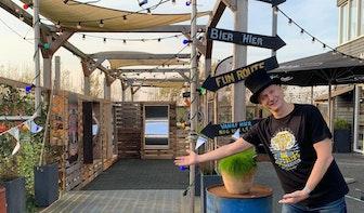 Mini-attractiepark bij Utrechtse brouwerij Maximus voor 'vertier in coronatijd'
