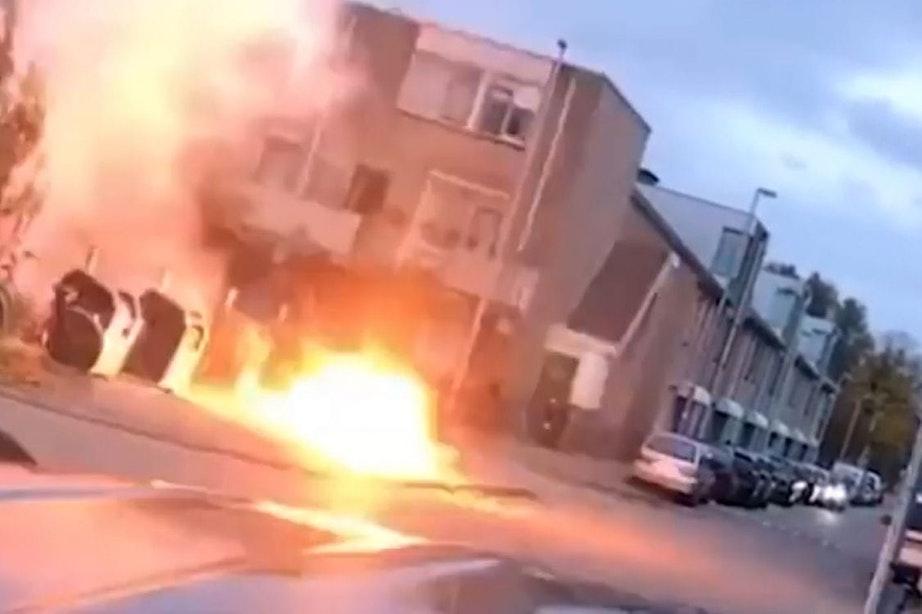 Utrechter (20) opgepakt voor afsteken illegaal vuurwerk; 'Explosie te vergelijken met handgranaat'