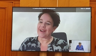Sharon Dijksma wordt de nieuwe burgemeester van Utrecht