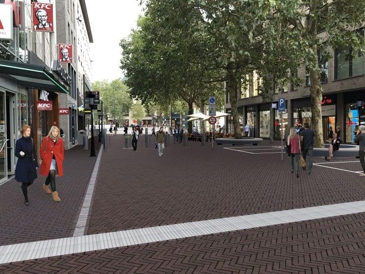 Werkzaamheden Hollandse Toren in Utrechtse binnenstad beginnen eerder vanwege lockdown