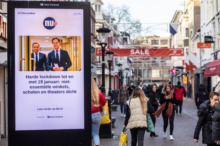 Gemeente Utrecht roept op om niet naar centrum te komen: 'Begrijpelijk misschien, maar niet gewenst'