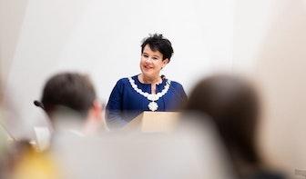 Sharon Dijksma begonnen als burgemeester; lees hier haar toespraak aan alle Utrechters