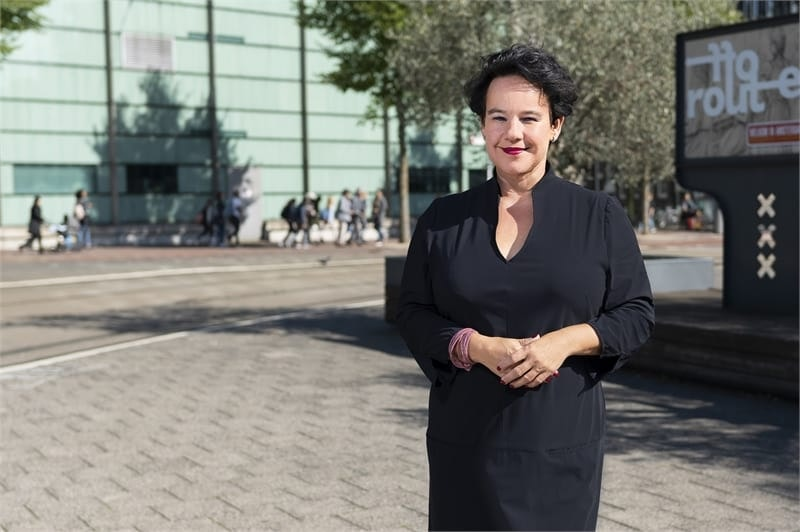 Beëdiging Sharon Dijksma op 16 december te volgen via livestream