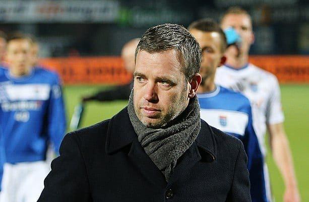 'René Hake wordt hoofdtrainer van FC Utrecht'