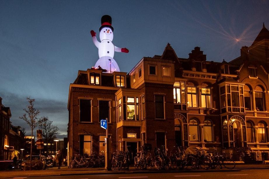 De week in quotes: 'Het leek me een grappig idee om een sneeuwpopje neer te zetten'