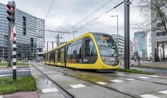 Provincie Utrecht probeert met extra smering geluidsoverlast tram aan te pakken
