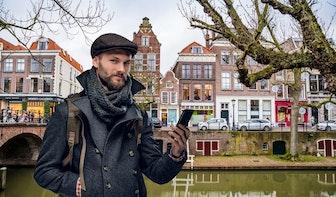 Wandeling langs historische gebeurtenissen in Utrecht als alternatief voor museum