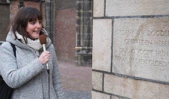 Podcast Oud-Utrecht: Kila van der Starre over straatpoëzie