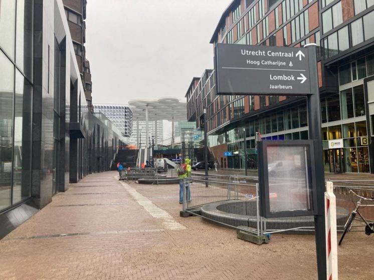 Utrecht krijgt nieuwe lichtgevende bewegwijzering rond het centrum