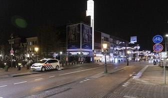 Avondklok in Utrecht; Straten liepen na 21.00 uur langzaam leeg