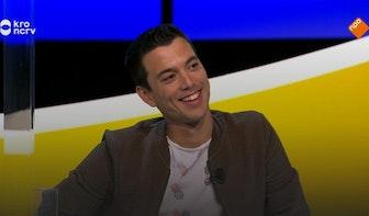 Utrechtse cabaretier Andries Tunru vrijdagavond in finale De Slimste Mens