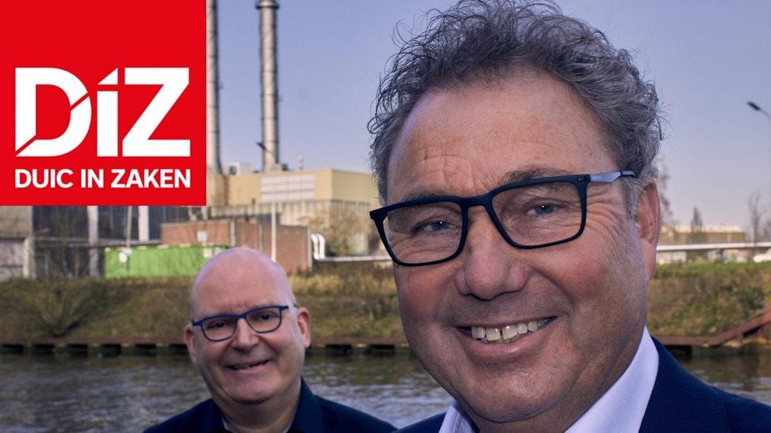 DUIC in Zaken met Bert Strijker; maakt zich al jaren hard voor een waterstoftankstation in Utrecht