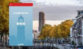 DUIC lanceert avondklok-app: Domtoren luidt om 21.00 uur