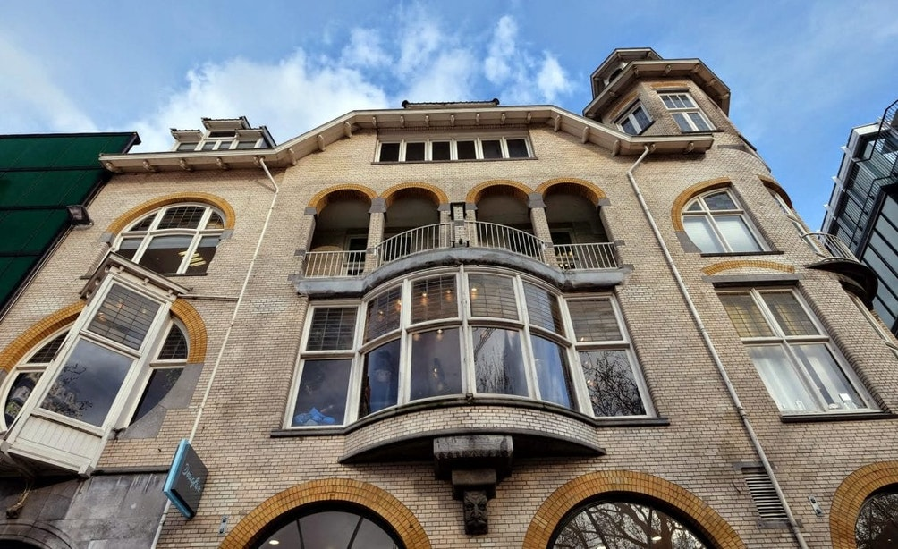 Verdwenen horeca: Hotel-restaurant Noord-Brabant op het Vredenburg