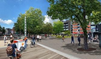 Plan om autoverkeer te weren bij Ledig Erf; daardoor rustiger op Albatrosstraat en Vondellaan
