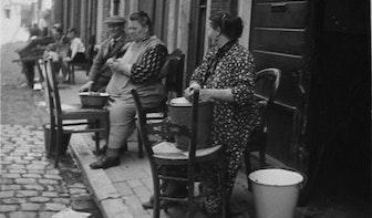 Het Volksbuurtmuseum in Utrecht zoekt familie van Wijk C-bewoners