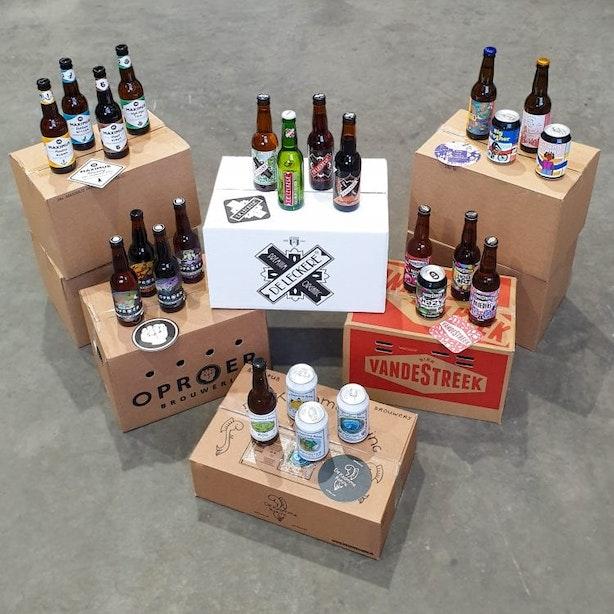 Zes Utrechtse brouwers zorgen voor 24-uur durende 'biermarathon'