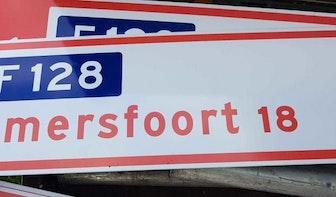 Eerste nieuwe bewegwijzering voor snelfietsroutes tussen Utrecht en Amersfoort